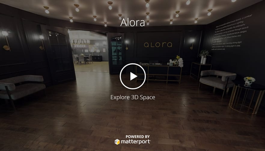 ALORA SHOWROOM TOUR