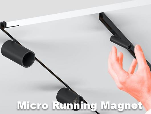 MICRO RUNNING MAGNET